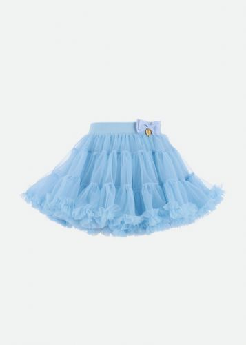 Angels Face Baby Blue Pixie Tutu